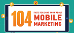 Infographic: 104 Facts You Don't Know About Mobile Marketing
